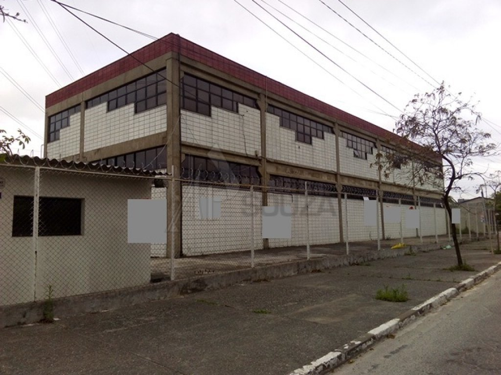 Galp�o para Loca��o - Vila Maria